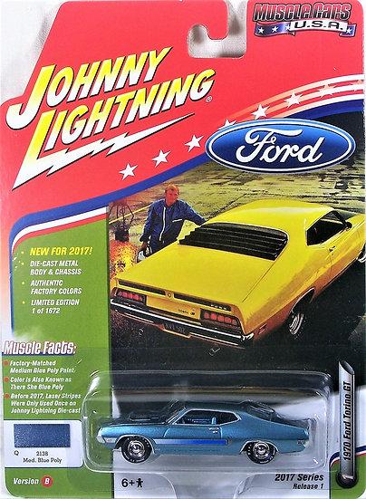 JLMC003-1B .. 1970 Ford Torino GT