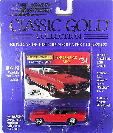 JL 403-01-8 .. 1970 Cougar XR7