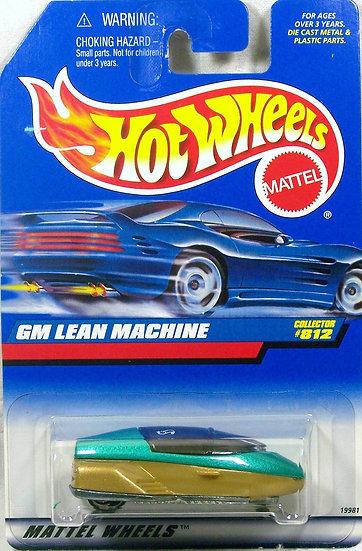 HW98-812 .. GM Lean Machine