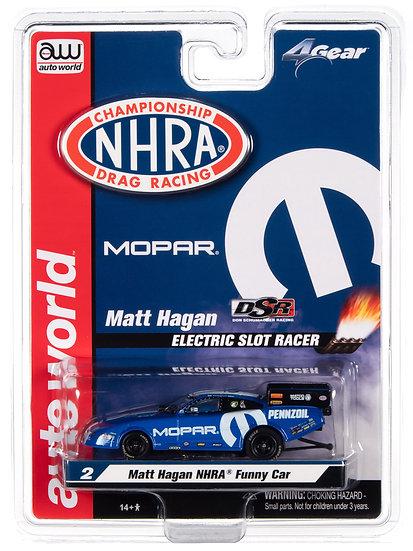 SC352-2 .. Matt Hagan NHRA Funny Car