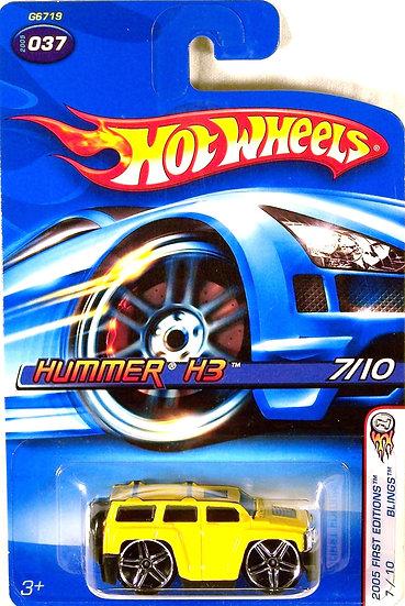HW05-037(a) .. Hummer H3