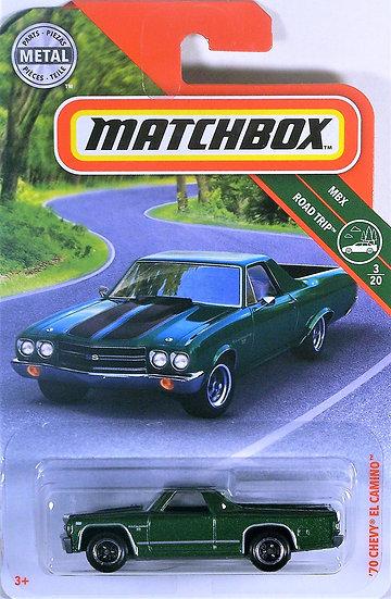MB19-020 .. '70 Chevy El Camino