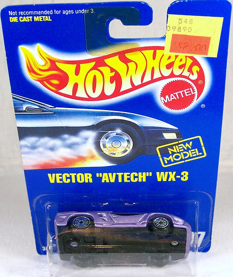 L94-207 .. Vector Avtech WX-3