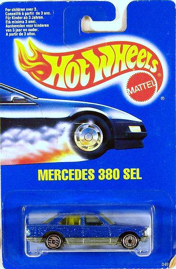 HW91-184 .. Mercedes 380 SEL