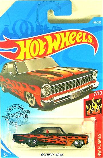HW19-143 .. '66 Chevy Nova