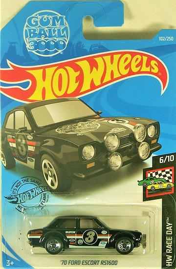 HW19-102 .. '70 Ford Escort RS1600