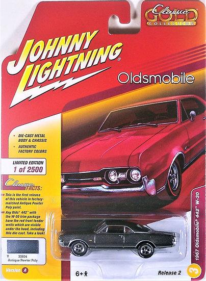 JLCG014-3A .. 1967 Olds 442 W-30