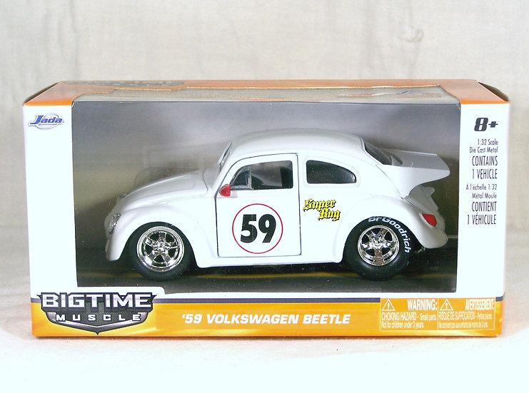 1:32 Jada .. 1959 Volkswagen Beetle