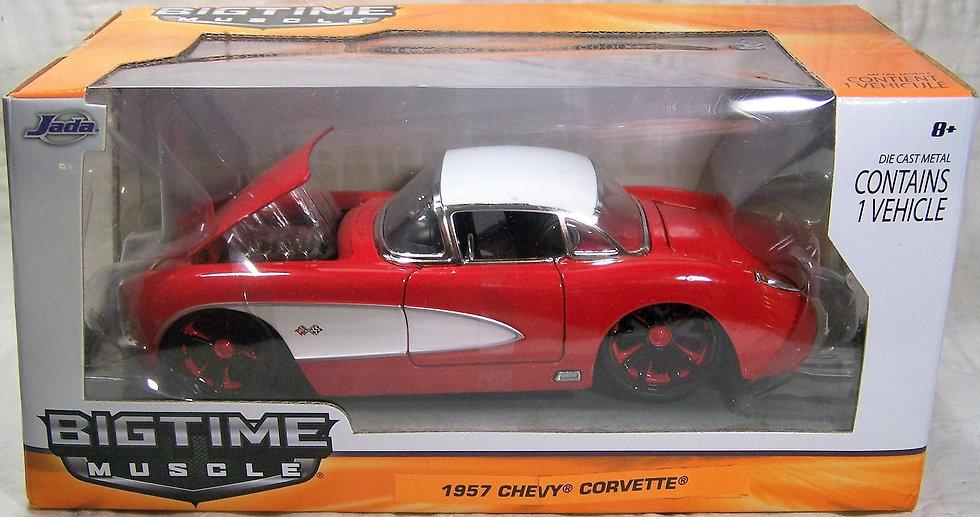 1:24 Jada .. 1957 Chevy Corvette