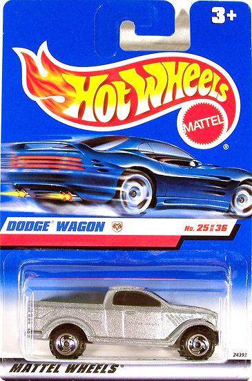 HW00-085 .. Dodge Power Wagon