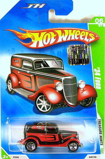 TH09-048(a)* .. 34 Ford
