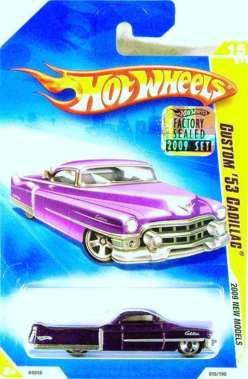 HW09-015(a)* .. Custom 53 Cadillac