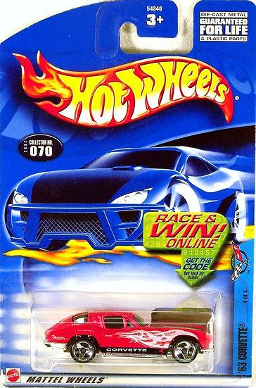 HW02-070 .. '63 Corvette