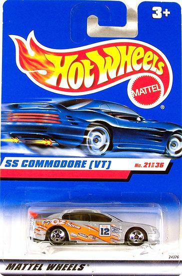 HW00-081(a) .. SS Commodore VT