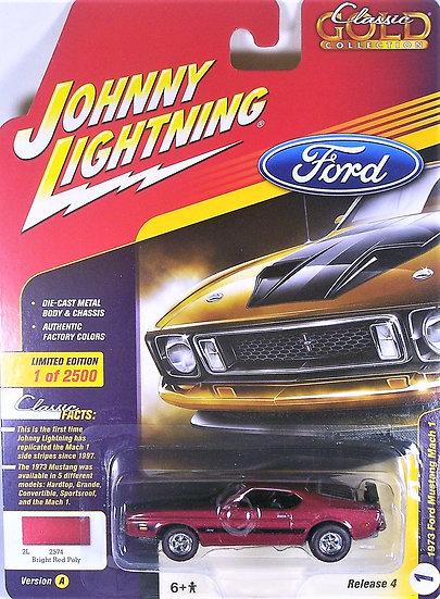 JLCG016-1A .. 1973 Ford Mustang Mach 1