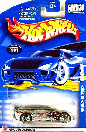 HW02-119 .. Pontiac Rageous