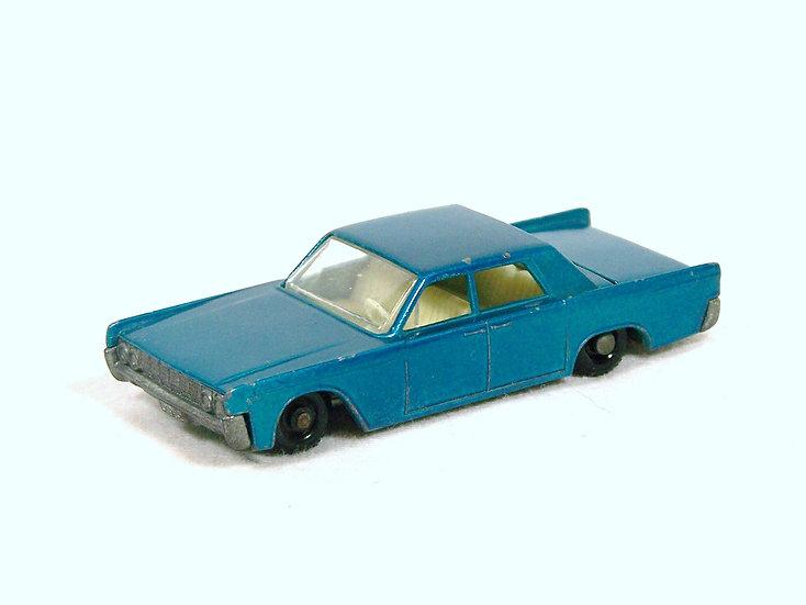 LES 31c-2 .. Lincoln Continental