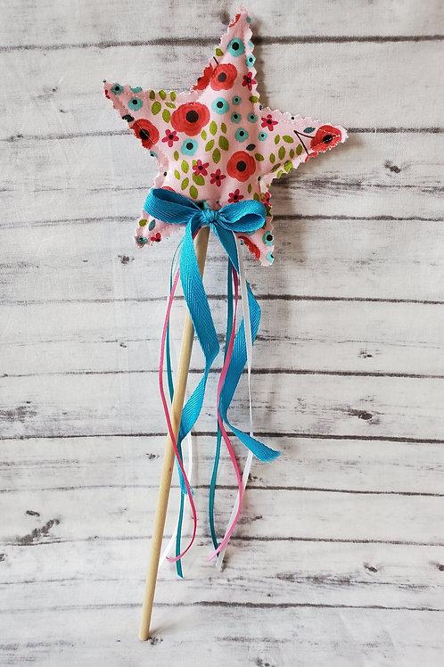 Poppy Fairy Wand