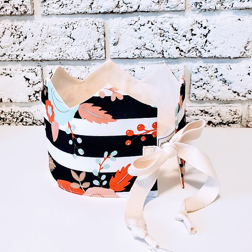 Graphic Rose Crown