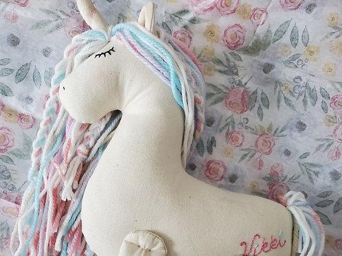 Unicorn Doll Large