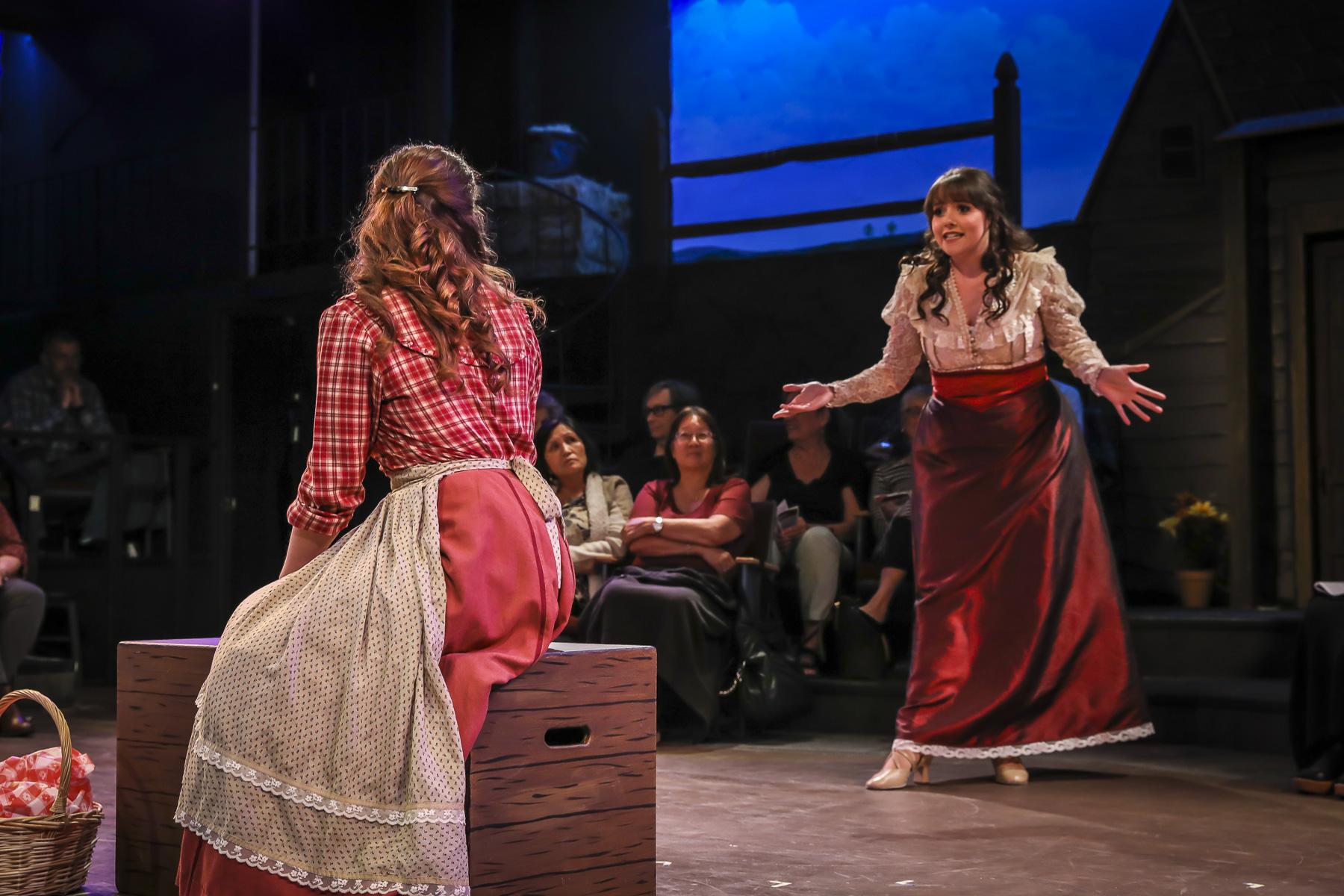 """Ado Annie in """"Oklahoma!"""""""