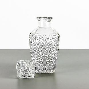 Bleikristallflasche Elisa