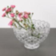 Glas-Centerpiece Amelie