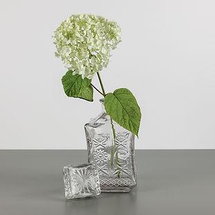Bleikristallflasche Anna
