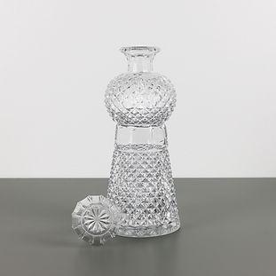 Bleikristallflasche Philippa