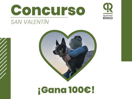 ¡Concurso de San Valentín!. ¡¡Llévate 100€!!