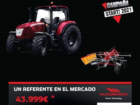 ¡El McCormick X6.45 por tan sólo 43.999€!