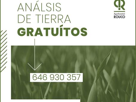 Agroforestal Rouco analiza GRATUITAMENTE la tierra para aprovechar el máximo potencial.