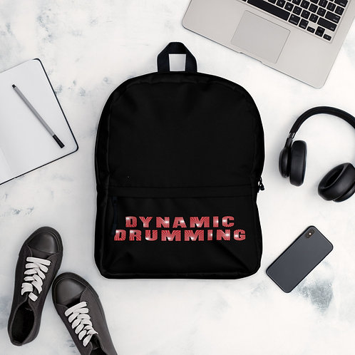 Dynamic Drumming Backpack Style 1
