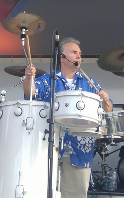 Drummer/Vocals Greg Smith
