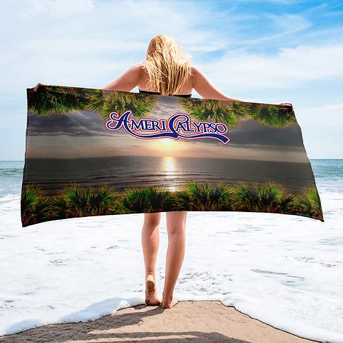 AmeriCalypso Album Art Towel