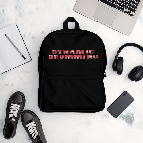 Dynamic Drumming Backpack Style 2