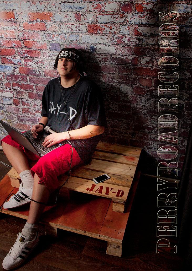 Jay-D rapper huntingdon
