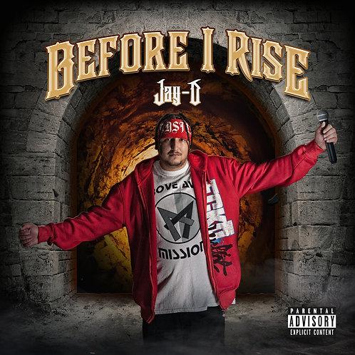 Before I Rise CD