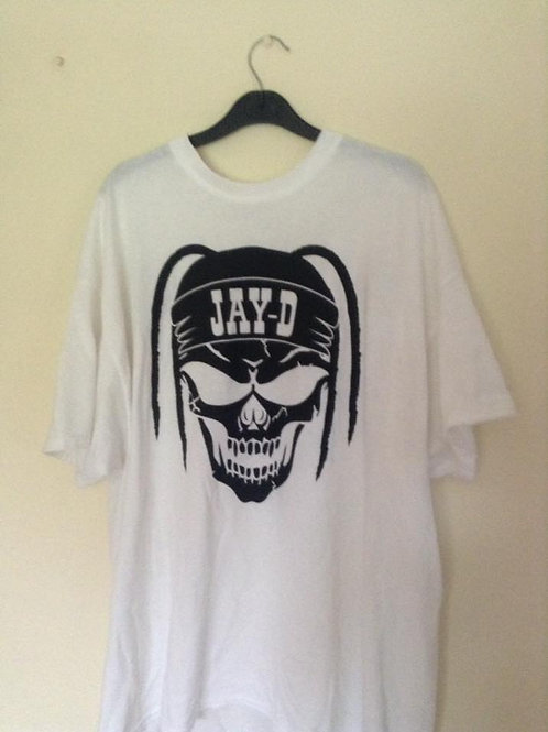 Official Jay-D T shirts