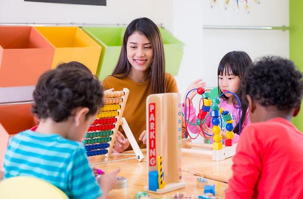 Child Care Providers - AdobeStock_168875