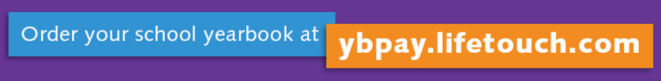 Order your school yearbook at ybpay.lifetouch.com