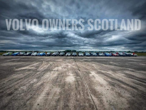 Scottish Volvo Owners Club Event