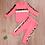 Thumbnail: חליפת טריו מנומרת לבנות