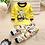Thumbnail: חליפת חורף מכותנה לתינוקות ופעוטות