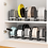 Thumbnail: מתקן מעוצב לאחסון כלי מטבח בארונות ועל השיש