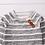 Thumbnail: סט 3 חלקים חליפת מעבר אפורה מדליקה לקטנטנים