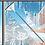 Thumbnail: משולש ניקוי רב תכליתי עם מגב סיליקון ומוט הארכה
