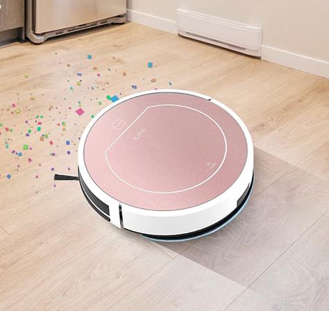 גולדן רוז - שואב אבק רובוטי מהפכני