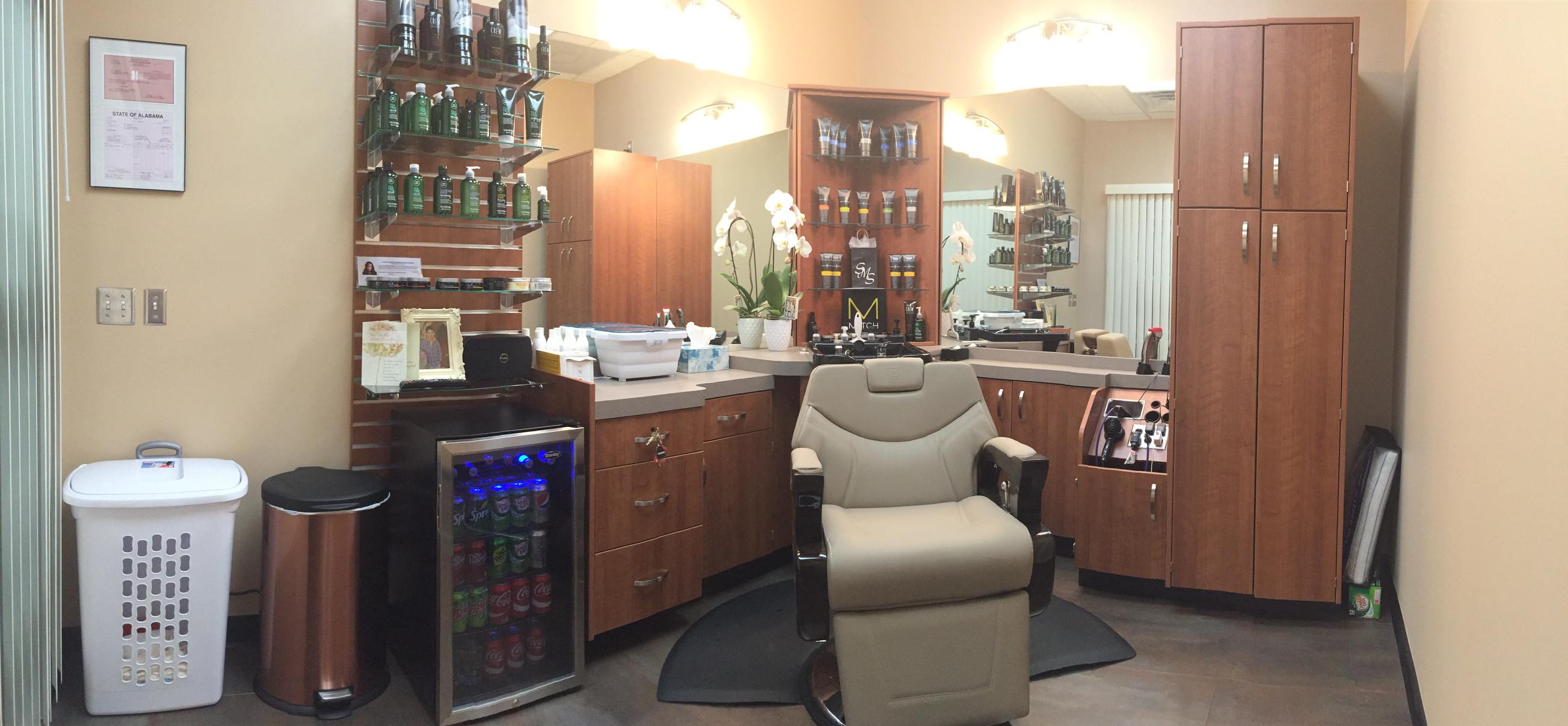 Men's Grooming Haircut