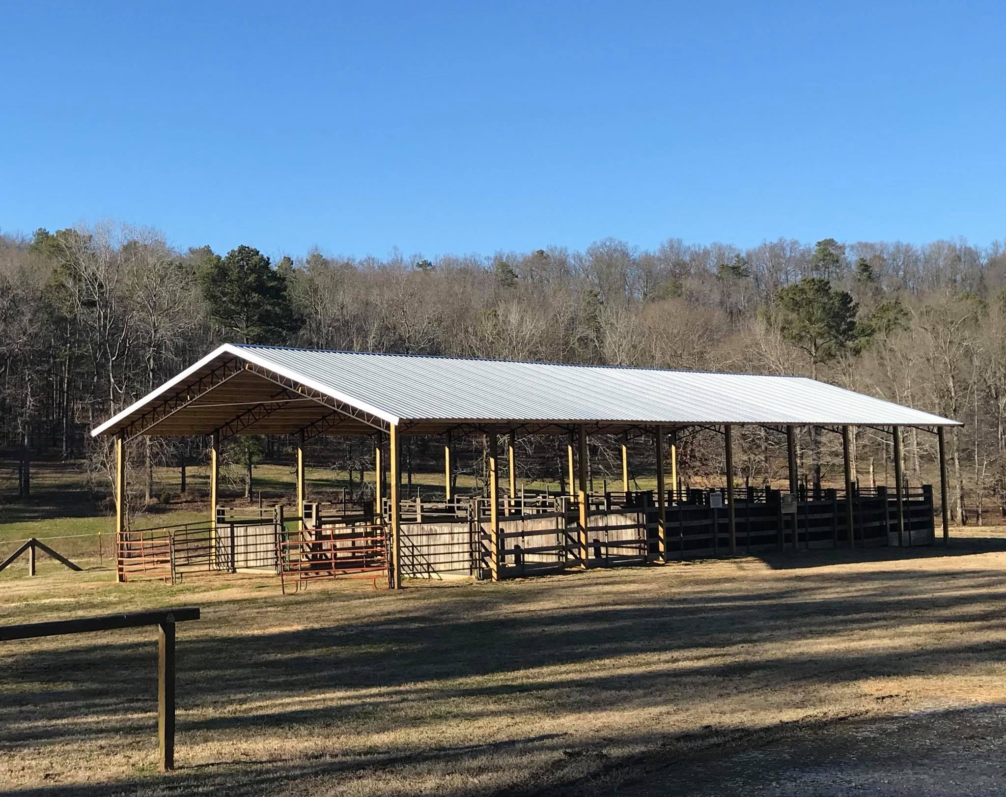 Oak Mountain State Park Equestrian